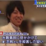 野田孝史の顔画像を公開!!年齢・事件現場。金銭、女性問題で妻を溺れさせ殺害か!?