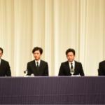 【TOKIO会見】4人のメンバーの言葉と山口の辞表について語る!