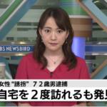 佐々本薫の顔画像、19歳女性を誘拐した男の年齢・職業。警察が発見出来なかった訳とは?