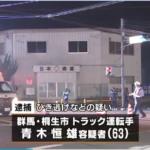 青木恒雄の顔画像・埼玉県深谷市で死亡ひき逃げ事件。男の年齢、職業、事件現場は?