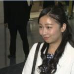 佳子さまイギリス留学から帰国。アキバ48より可愛い?と話題に!!